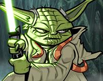 Yoda x Nike SB