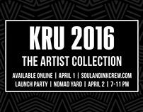 SOUL&INK: KRU 2016