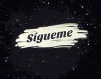 SÍGUEME – JHONNY RIVERA FT GRUPO FUEGO // LYRIC VIDEO