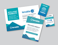 Tenable | Printed Ads
