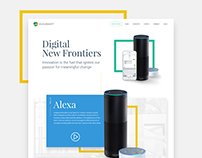 Digital New Frontiers