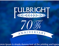 Fulbright 70th Concept