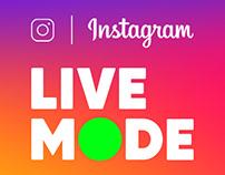 Live Mode Social Media