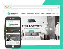 Online Furniture E-Commerces