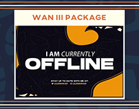 Wan III Stream Package
