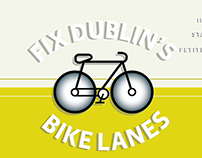 Fix Dublin Bike Lanes
