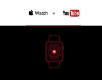 UI que eu queria ter criado:Youtube + Apple Watch