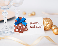FOOD: Pan di Stelle - Christmas 2015