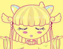 Kawaii Girl | Illustration