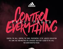 Adidas x WDFF - Control Everything