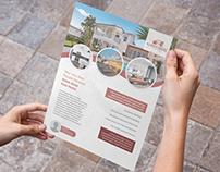 Real Estate - Flyer Design