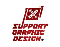 support graphic design!