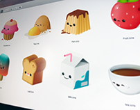 Feed Me Icons