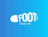 Logo - Identidade Visual FOOT Shoes.net