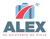 Identidad Gráfica y Diseño de App - Alcalá Executive
