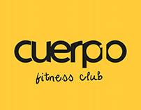 Cuerpo 10 \ brand design by Jaime Claure