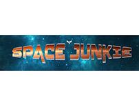 Space Junkie Logo