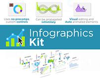 Infographics KIT, template