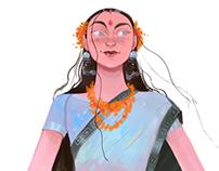 İndian Girl 9