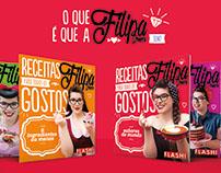 FLASH / Livros Filipa Gomes