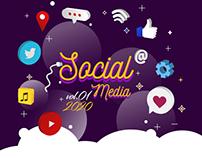 social media designs (vol.01 2020)