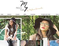 Desktop E-commerce - Maggie Yeah