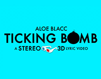 "Aloe Blacc ""Ticking Bomb"""