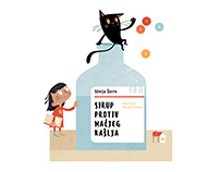 syrup against cat's cough / picture book