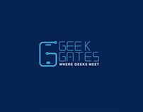 L0G0 / geek gates