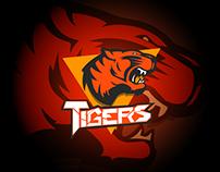 Tigers - Esport Logo