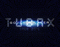 Tubax Graphic design