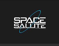 Space Salute Campaign (Logo Concepts)