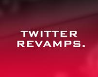 Twitter Revamps.