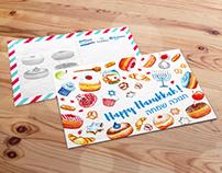 Корпоративные открытки