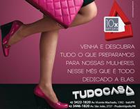 Tudocasa - Extrato Senff Mês das Mulheres