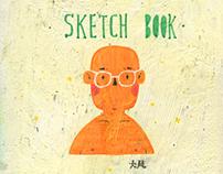 No.7 Sketch Book
