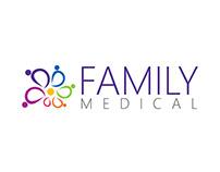 Family Medical Logo Design