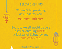 Diwali Celebration - 2015