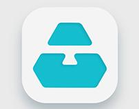 Logótipos para app.