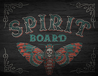 Spirit Board font set