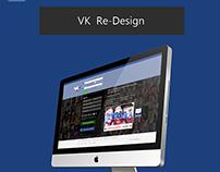 VK Re - Design