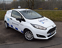 ASCO Group / Seletar: Ford Fiesta Van