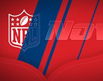 NFL Now 3.0 Concept / NFL Network