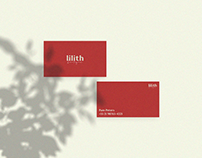 Lilith | Visual Brand