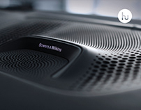 Bowers & Wilkins X BMW X5