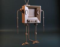 TV_Robot 3d