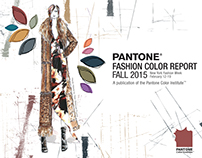 Fall 2015 Pantone Fashion Color Report
