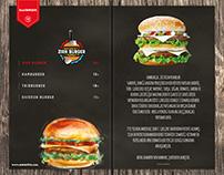Horon Pide Fast Food Menu
