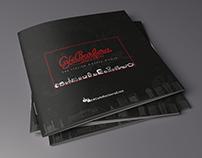Cafe Barbera Erbil - Menu Design