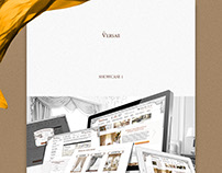 Versall website presentation